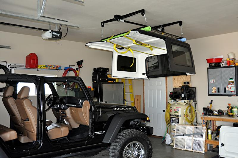 Jeep Top Lift